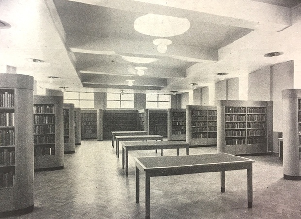 The Library at Kenton 2