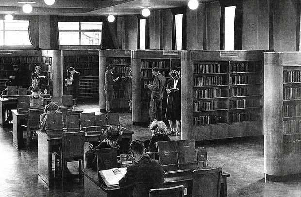 The Library at Kenton 6