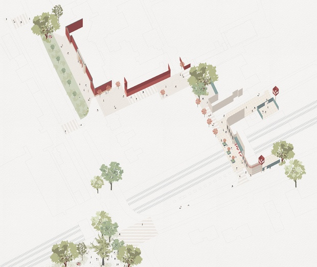 Camberwell Area Plan 1