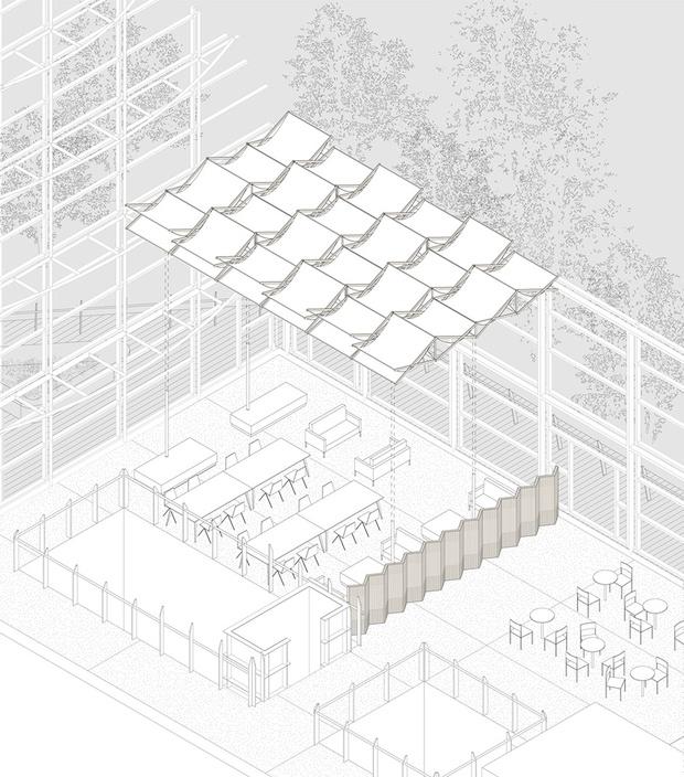 Evelina Pavilion 2