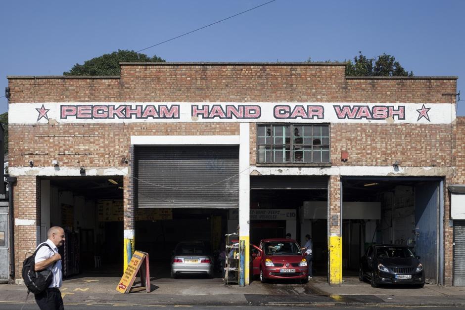 Hand Car Wash 8