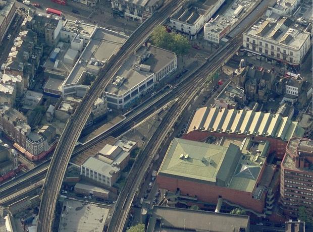 Brixton Viaduct 1